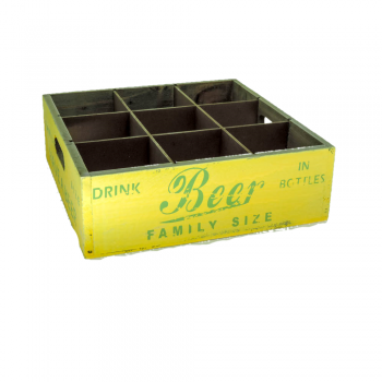 Caixote Beer Amarelo