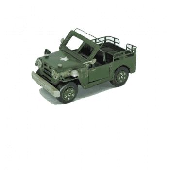 Jeep Miniatura Verde