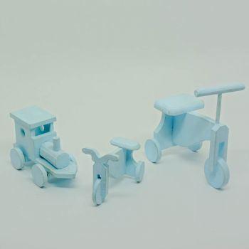 Kit Transporte Azul