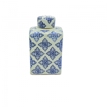 Objeto Decorativo Belem Azul Pq