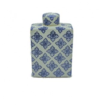 Objeto Decorativo Belem Azul M