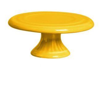 Porta CupCake Feel Amarelo Mini