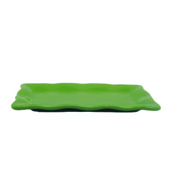 Porta Doce Silveira Verde Vivo