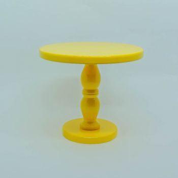Boleira Laqueada Amarela G