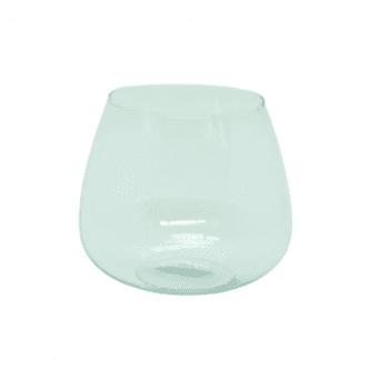 Vaso de Vidro Aquario