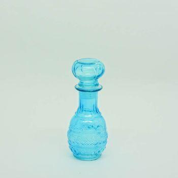 Vaso India Azul Turquesa