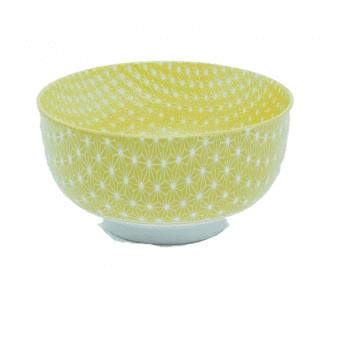 Bowl Sol Amarelo Pq
