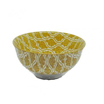 Bowl Punhal Amarelo M