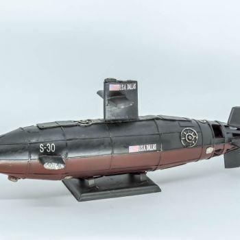 Submarino de Ferro Vintage