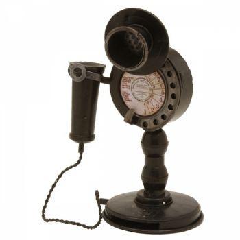 Telefone de Ferro Vintage
