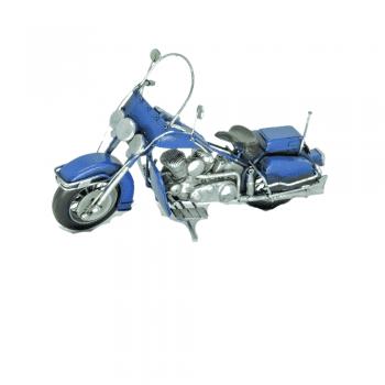 Moto Miniatura Azul