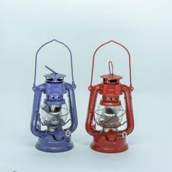 Lampião Azul Pq