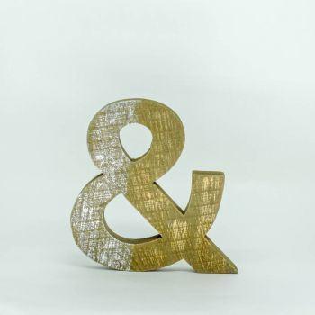 & Madeira e Dourado