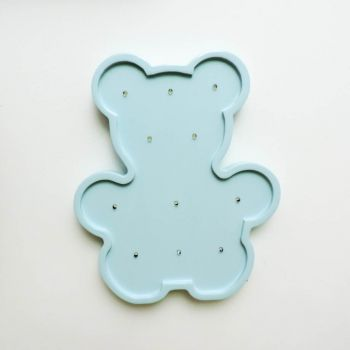 Urso Luminoso Azul