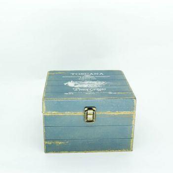 Caixa Toscana Azul