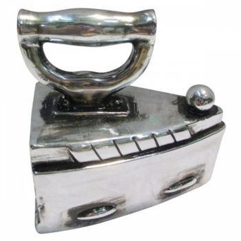 Ferro Decorativo Prata