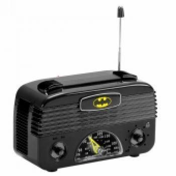 Radio Batman Preto