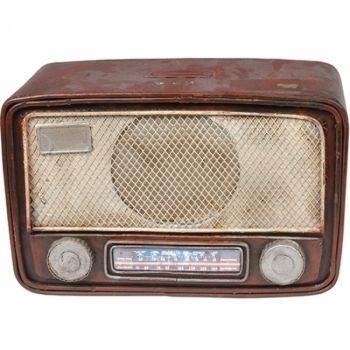 Miniatura Ferro Rádio