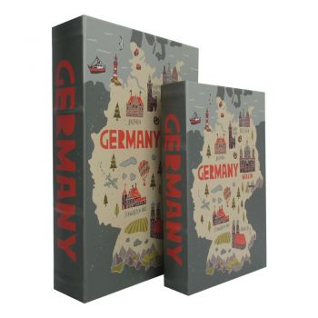 Livro Caixa Germany