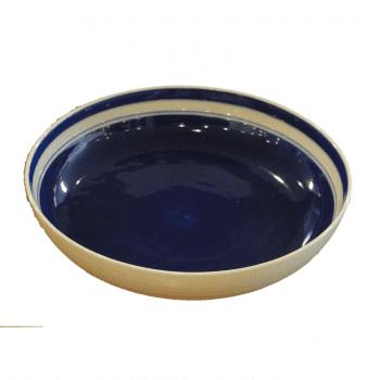 Prato Azul Marinho G