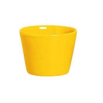 Vaso Basic Amarelo Vivo P