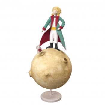 Pequeno Príncipe na Lua