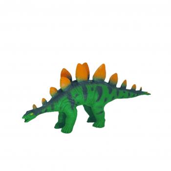 Dinossauro Borracha Estegossauro