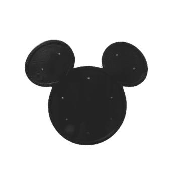 Luminoso Cabeça Mickey