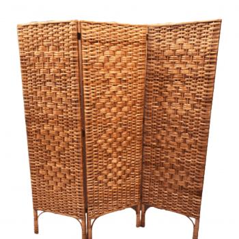 Biombo Bambu 3 Partes