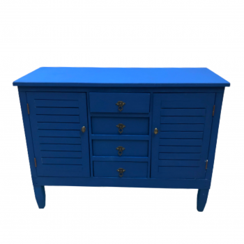 Cômoda Azul Paty