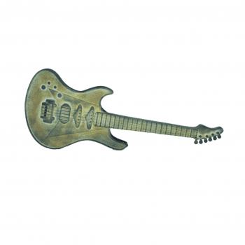 Guitarra Resina Parede