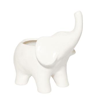 Elefante Cerâmica Urbano