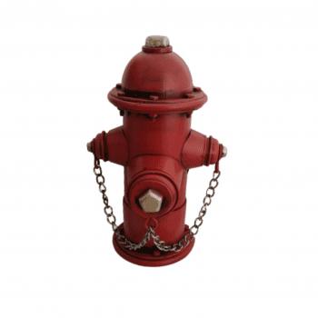 Miniatura Hidrante de Ferro