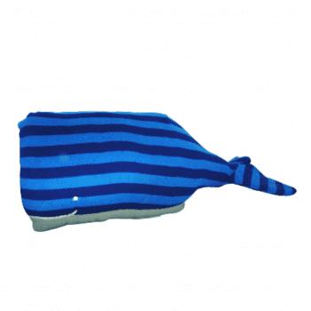 Baleia Pelúcia Azul