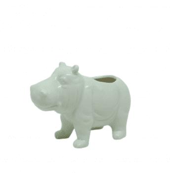 Hipopótamo Cerâmica Urbano