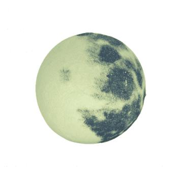 Luminoso Lua Papel Texturizado