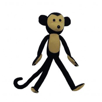 Macaco Preto Feltro DC