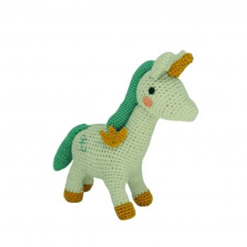 Unicórnio Crochet P