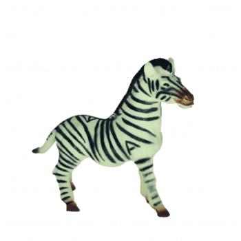 Zebra Borracha P