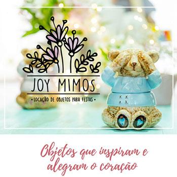 Joy Mimos - Objetos que insipiram e alegram o coração