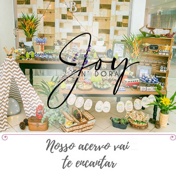 Joy Mimos - Nosso Acero vai te encantar